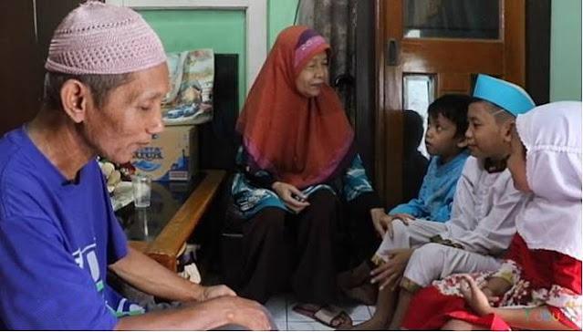 Kisah Kakek Pemecah Batu Usia 62 Tahun Sekolahkan 75 Anak Yatim: Nurutin Dunia Gak Akan Ada Cukupnya