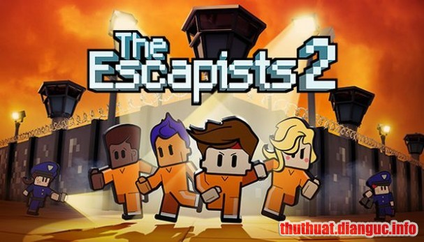 Download Game The Escapists 2 Full Cr@ck