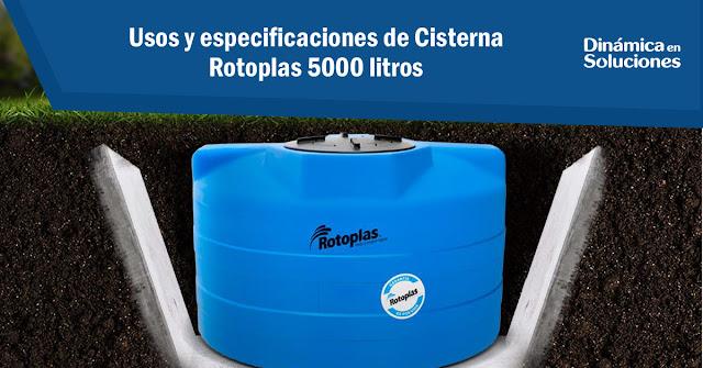 usos-y-espeficicaciones-de-cisterna-rotoplas-5000-litros