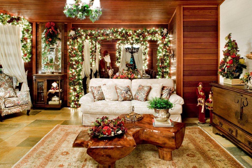 Construindo Sonhos Casa Do Papai Noel No Brasil