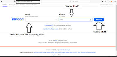 who to find job in dubai