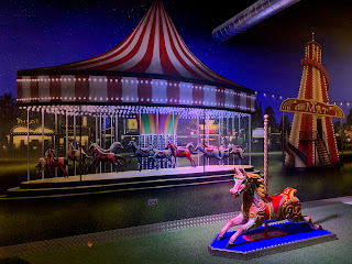 Putters Adventure Golf at Superbowl Warrington. Photo by Keith Johns at Figurativ 230519