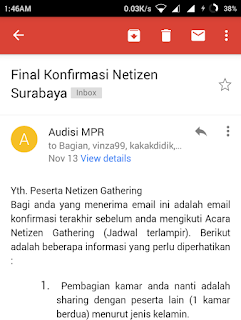 Final Confirmation Gathering MPR-RI