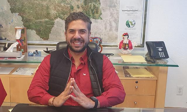 Daniel Zacarías decide no participar en este proceso en algún cargo de elección