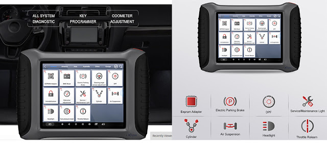 XTOOL A80 H6 Scanner
