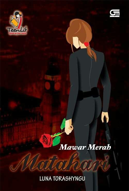 Sampul Buku Mawar: Merah Matahari - Luna Torashyngu.pdf
