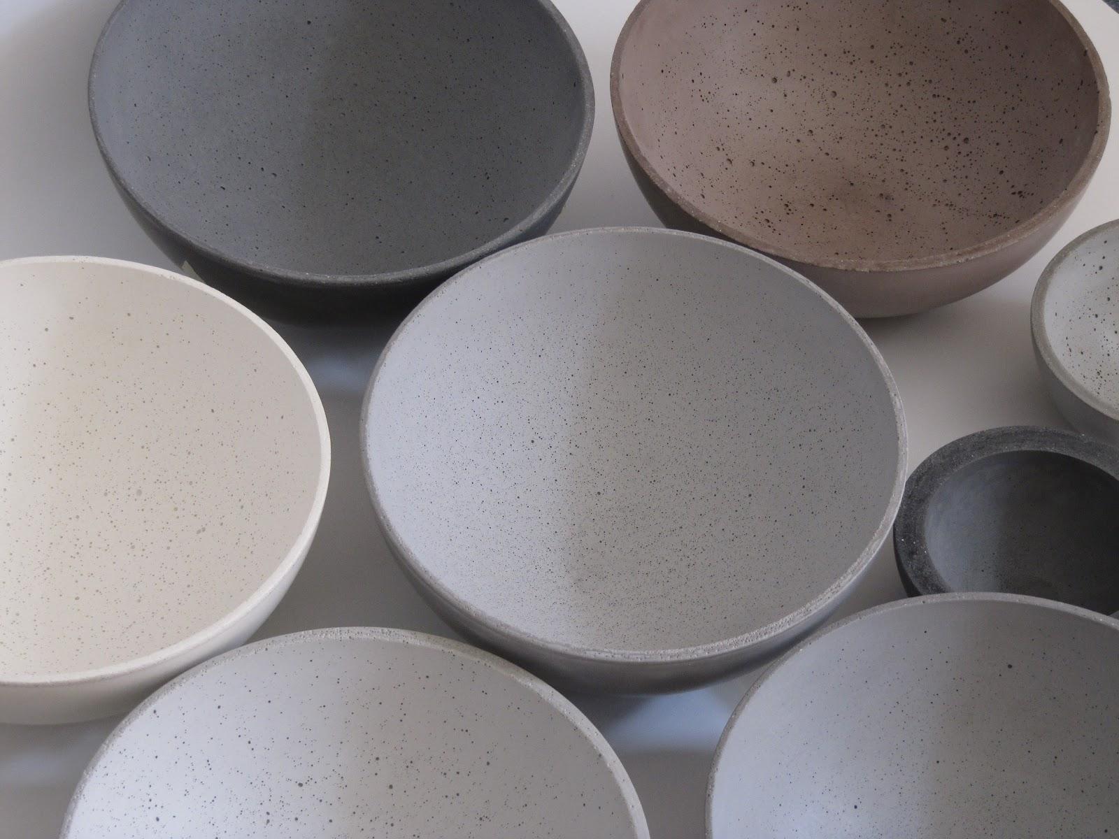 Schalen Aus Beton Selber Machen grosse schale aus beton selber machen pretty