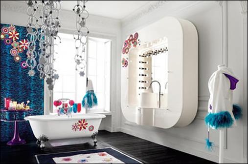 Teen++bathroom+ideas46 Teenage Bathroom Design Ideas on teenage girls closets, teenage girls bedding, living room decorating ideas, teenage boy bedroom, teenage bedroom themes for girls, teenage rooms,