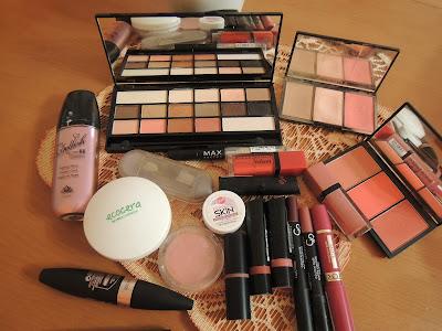 Wyzwanie TrustedCosmetics cz.3-Kosmetyki do makijażu