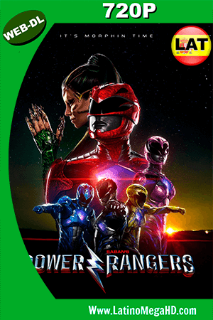 Power Rangers (2017) Latino HD WEB-DL 720p ()