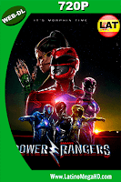 Power Rangers (2017) Latino HD WEB-DL 720p - 2017