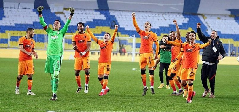 Süper Lig   Derbi zaferiyle gelen liderlik!