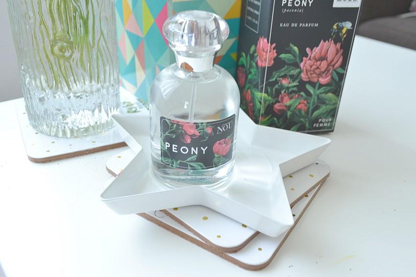 NOU PEONY woda perfumowana rossmann