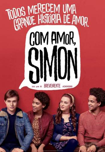 Com Amor, Simon Torrent - HDTS 720p Dublado