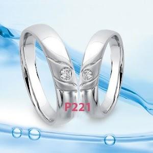 Cincin Nikah Putih doft
