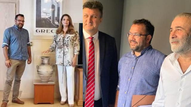 Γιατι συναντηθηκε ο Δημαρχος Επιδαύρου με Γκερέκου και Λαζόπουλο