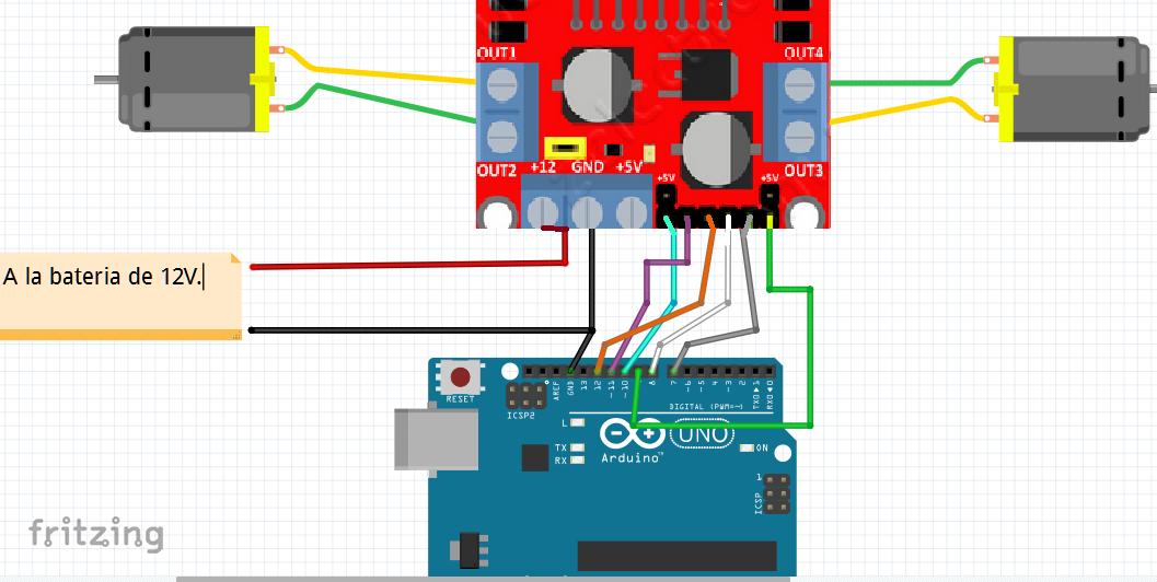 L298N PWM Problem : arduino - reddit