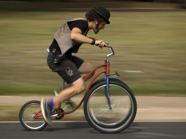какие бывают велосипеды