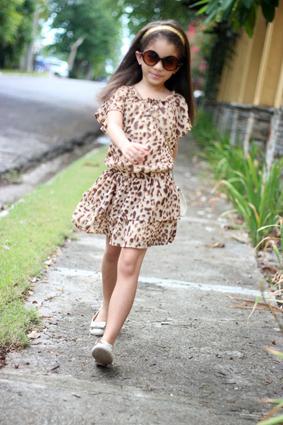 Leopard Dress