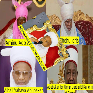5 MOST POWERFUL AND VALUABLE EMIRS IN NORTHERN NIGERIA(Arewa)