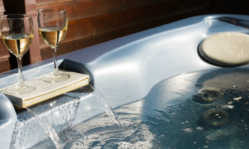 20 lodges with hot tubs within a 2 hour drive of Newcastle Upon Tyne - Tranquil Lodges