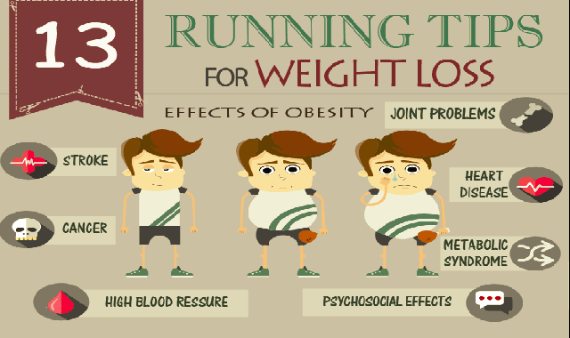 13 Running Tips For Weight Loss