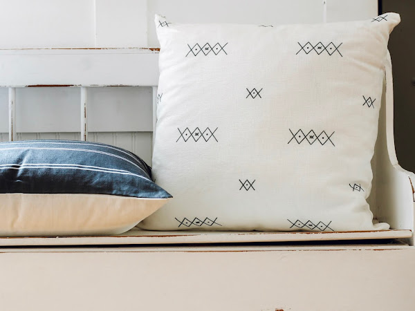 New Pillows from City Farmhouse and Co.