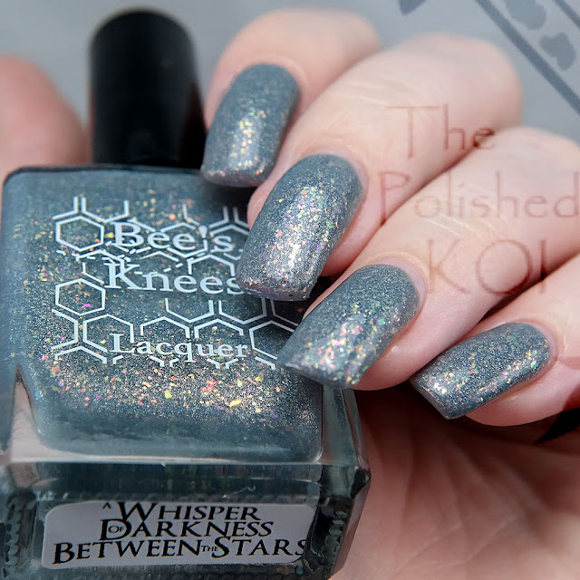 Bee's Knees Lacquer A Whisper of Darkness Between the Stars