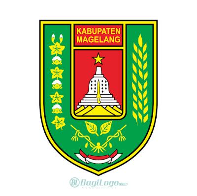 Kabupaten Magelang Logo Vector