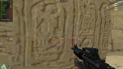 5 Februari 2018 - Kromat 8.0 New Crossfire 2 Wallhack, See Ghost, Crosshair + Bonus 1 Hit Knife, Change Quick Full