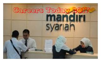 Lowongan Kerja PT Bank Syariah Mandiri Paling Baru Januari 2017