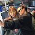 Teacher Georcelle got fascinated when she accidentally meet Rihanna in Japan