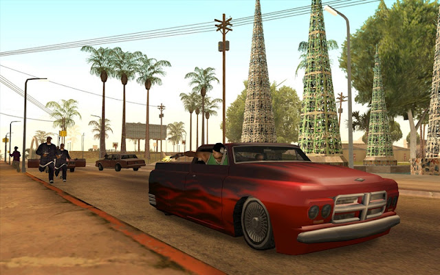 Grand Theft Auto San Andreas Free Download Photo