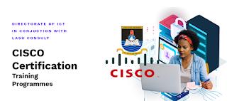 LASU CISCO Certification Training Programme Form 2021