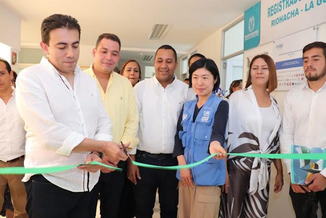 Comenzó a funcionar la Registraduría Auxiliar de Riohacha