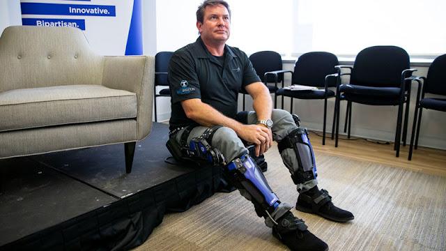 """EE.UU. invierte millones en exoesqueletos para la nueva generación de """"supersoldados"""""""