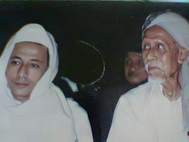 40+ Kumpulan Foto Lama Habib Luthfi bin Yahya (HD)