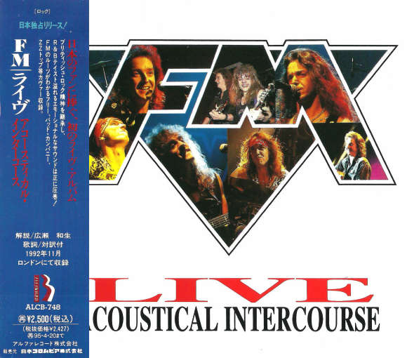 FM - Live Acoustical Intercourse [Japanese Edition] Out Of Print full