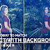 Easy way to match the subject with the background. For beginner Photoshop tutorial
