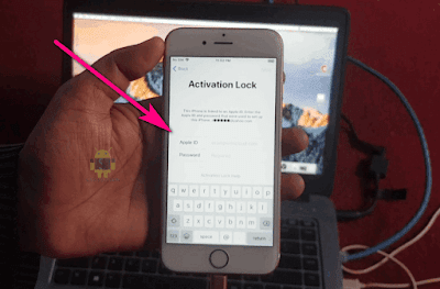 13.4 iCloud Activation Lock Bypass One Click iPhone-iPad-iPod
