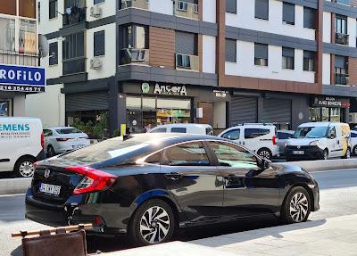 2018 Honda Civic Sedan 1.6 125 PS CVT Elegance ECO Teknik Özellikleri