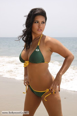 Idea Sunny leone green bay packers mine very