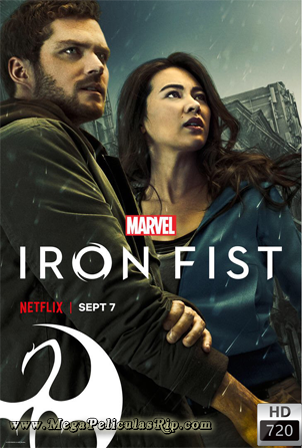 Iron Fist Temporada 2 [720p] [Latino-Ingles] [MEGA]