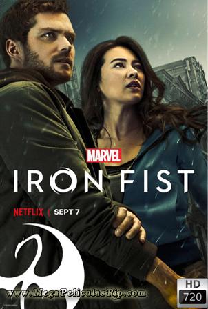 Iron Fist Temporada 2 720p Latino