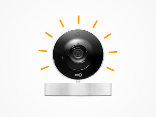 Oco Wireless HD Security Camera