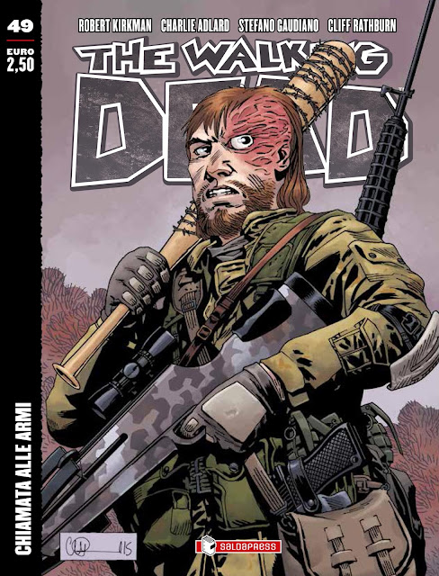 The Walking Dead #49: Chiamata alle armi