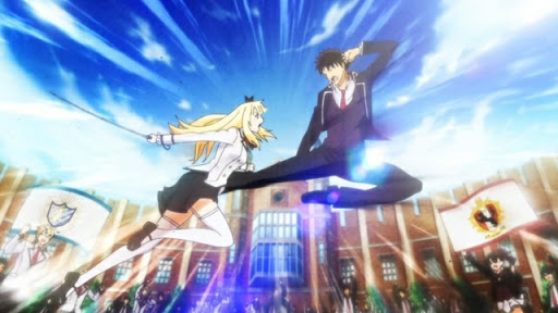 Review Anime Kishuku Gakkou No Juliet