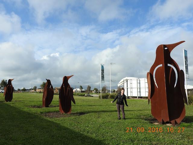 Public Art in Cowes, Phillip Island