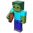 Minecraft Zombie Craft-a-Block Series 3 Figure