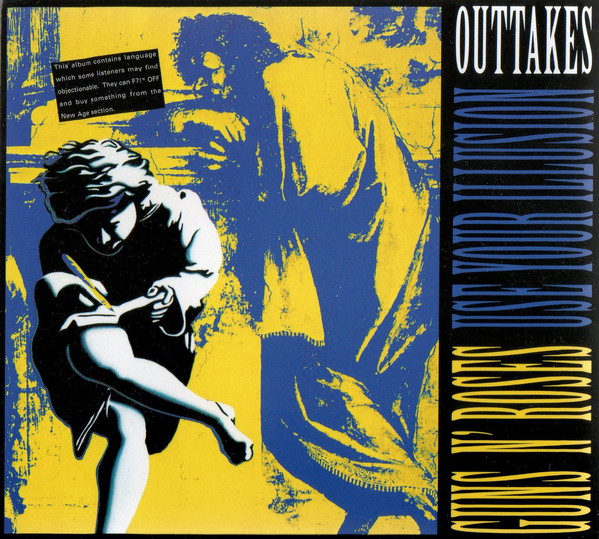 RELIQUARY: Guns N' Roses - Use Your Illusion Outtakes (Ingram